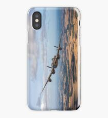 Home stretch: Lancaster over England iPhone Case