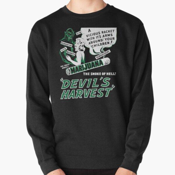 Devils Harvest Pullover Sweatshirt