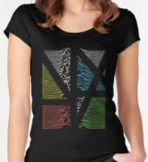 New Division Women's Fitted Scoop T-Shirt