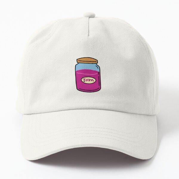 jar of jam Dad Hat