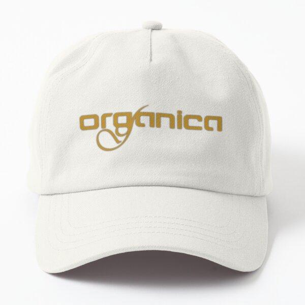 Organica merch strane visioni skull Dad Hat