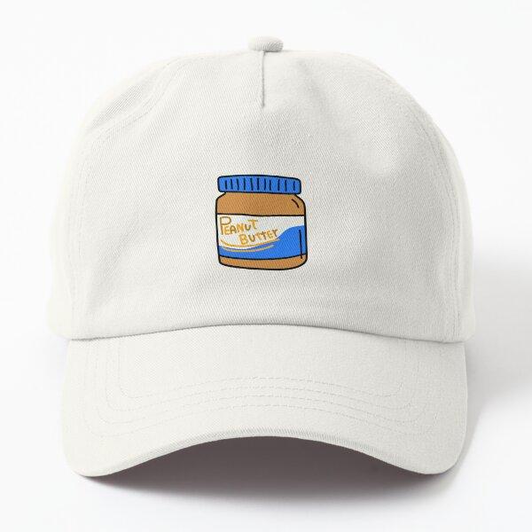 peanut butter Dad Hat