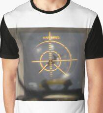 World War II Aircraft Holographic Gunsight Graphic T-Shirt