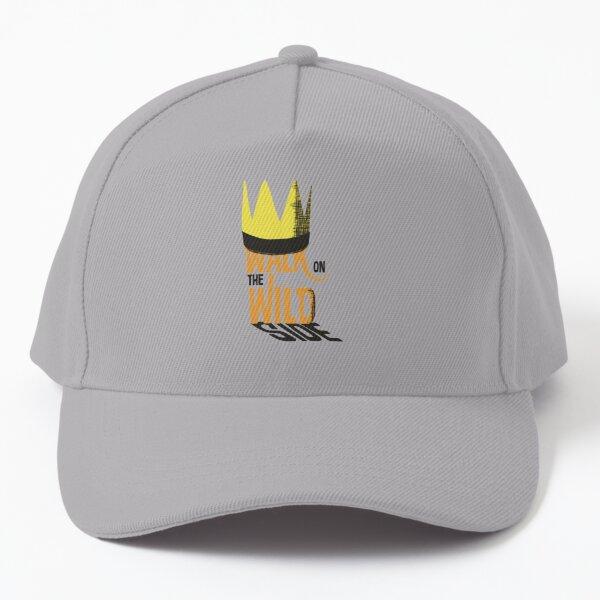 Walk on the wild side, max version Baseball Cap