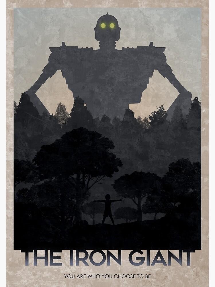 Iron Giant by ryanripley