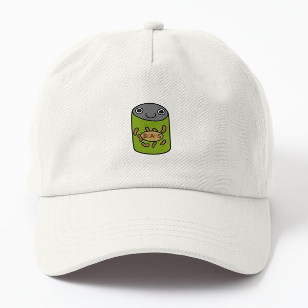 happy can of beans Dad Hat