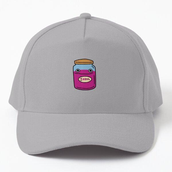 happy jar of jam Baseball Cap