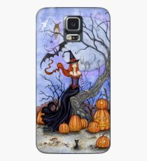 The Halloween Tree Case/Skin for Samsung Galaxy