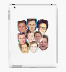 Caspar lee iPad Case/Skin