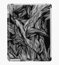 abstract linework iPad Case/Skin