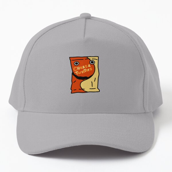 happy chips cheese twisters Baseball Cap