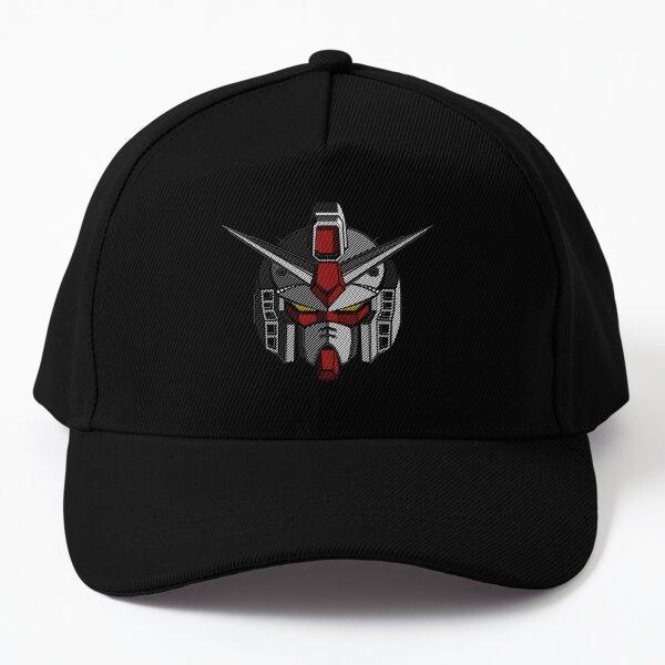 095b Gundam RX78-2 Head Baseball Cap