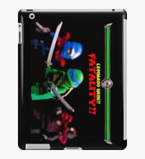 Leonardo Wins iPad Case/Skin