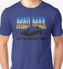 MAD MAX - INTERCEPTOR (MIRROR) T-Shirt