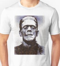 Boris Karloff as Frankenstein Unisex T-Shirt