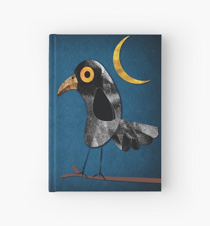 Bob the Raven  by Accidental Rabbit