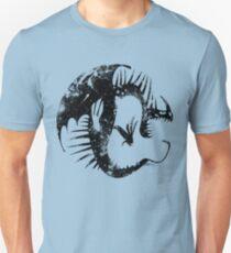 Black Sharp Class Grunge T-Shirt