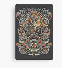 Mystical Interlude Canvas Print