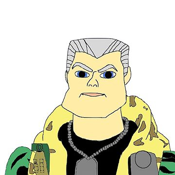Major Chip Hazard(Small Soldiers) by xTheFehmiliar1x