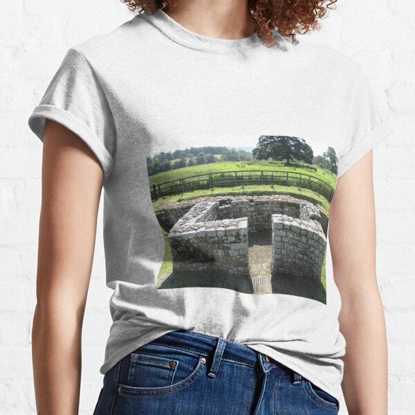 M.I. #124 |☼| INTERVAL TOWER (Hadrian's Wall) Classic T-Shirt