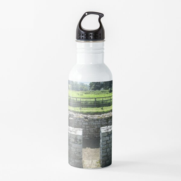 M.I. #124 |☼| INTERVAL TOWER (Hadrian's Wall) Water Bottle