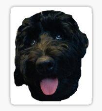 Doodle Dog Sticker