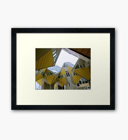 Cubus (see description) Framed Print
