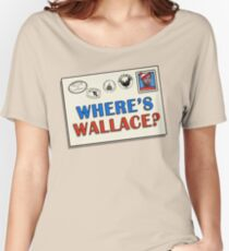 Where's Wallace? (The Wire) Women's Relaxed Fit T-Shirt