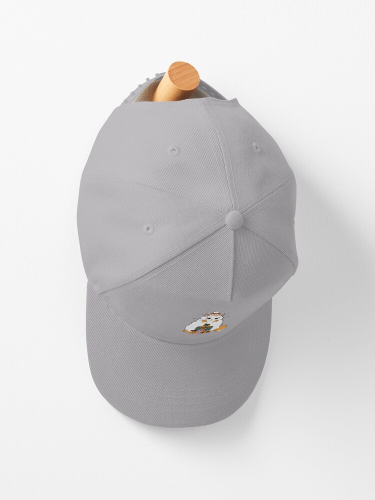 Alternate view of Christmas gifts Cap