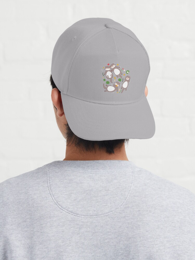 Alternate view of Significant otters Cap