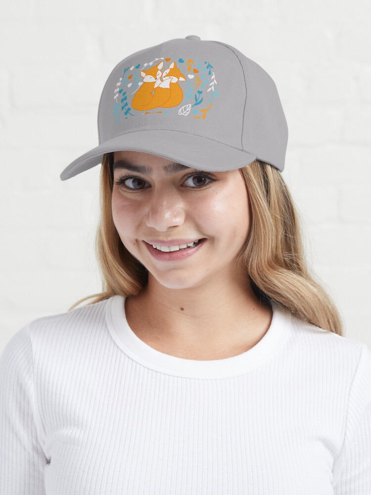 Alternate view of Foxes in love - Blue Cap