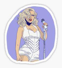 Xtina Baby Jane Sticker