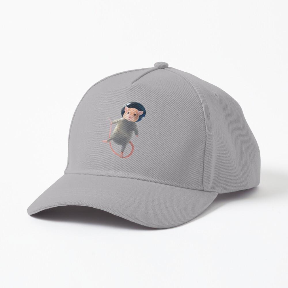 Mouse Astronaut Cap