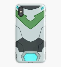 Paladin Armour - GREEN iPhone Case/Skin