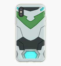 Paladin Armour - GREEN iPhone Case