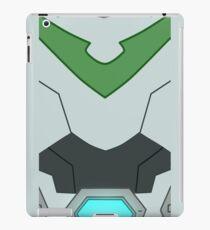 Paladin Armour - GREEN iPad Case/Skin