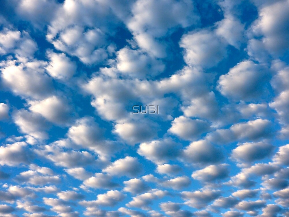 clouds perspective by SUBI