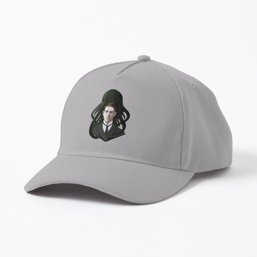 H P Lovecraft Cap