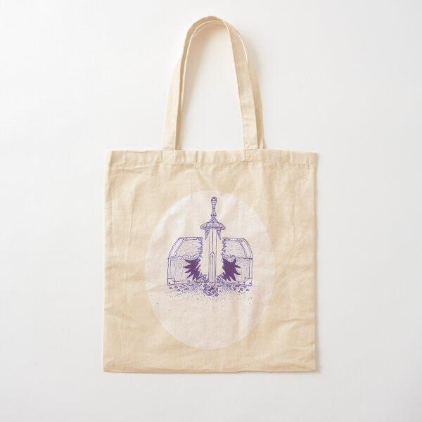 M.I. #125 |☽| Chest Pain Cotton Tote Bag