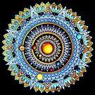 Solar System Mandala by WelshPixie