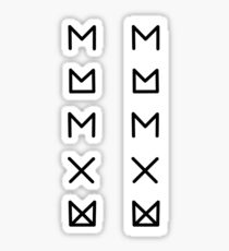Monbebe v1 Sticker