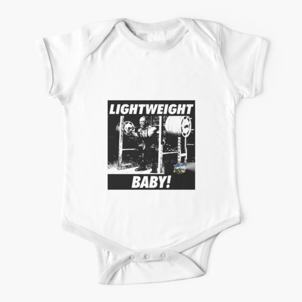 Ronnie Coleman Short Sleeve Baby One-Piece