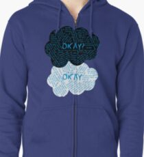 The Fault In Our Stars Zipped Hoodie