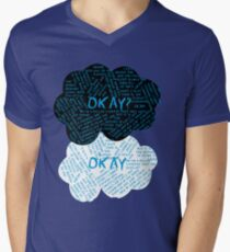 The Fault In Our Stars Men's V-Neck T-Shirt