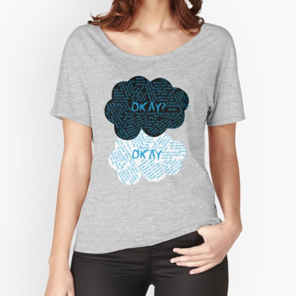 The Fault In Our Stars Relaxed Fit T-Shirt