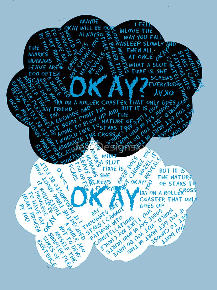 TShirtGifter presents: The Fault In Our Stars | Unisex T-Shirt