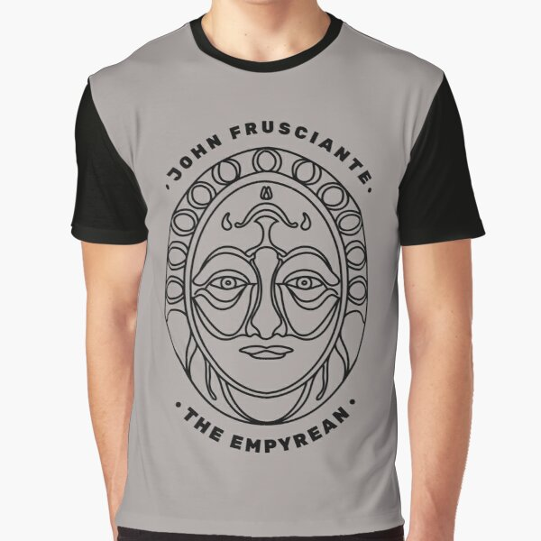 John Frusciante Camiseta gráfica