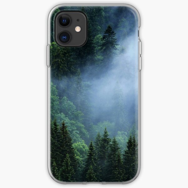 The Cloud Veil... iPhone Soft Case
