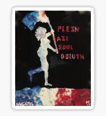 Plein Air Soul Duluth Sticker