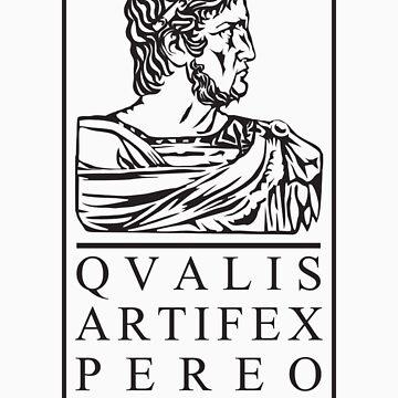 Nero Claudius Caesar Augustus Germanicus by porkuskorpz